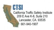 California Traffic Safety Institute