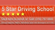 5 Star Driving School