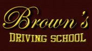 Brown's Driving School