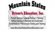 Mountain States Driver's Education