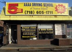 AAAA Driving School Of Staten Island