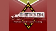 Hi-Desert Trucking School