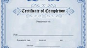 Certificate of Defensive Driving Course
