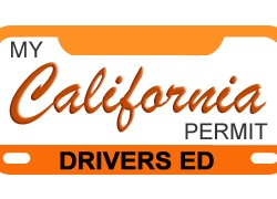 My California Permit Drivers Ed