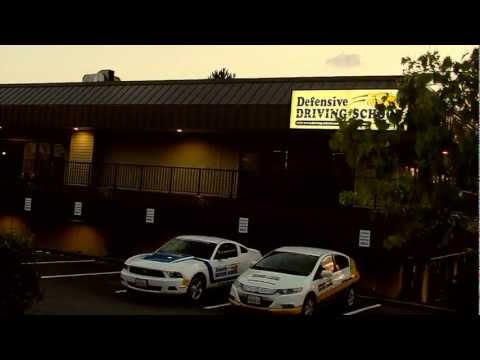 Defensive Driving School HD Promo Video