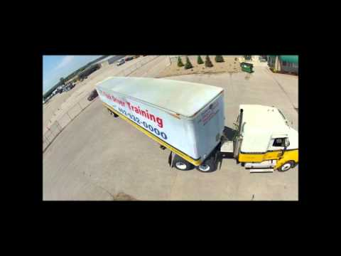 JTL Truck Driver Training backing