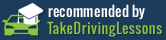 Recommended by TakeDrivingLessons.com